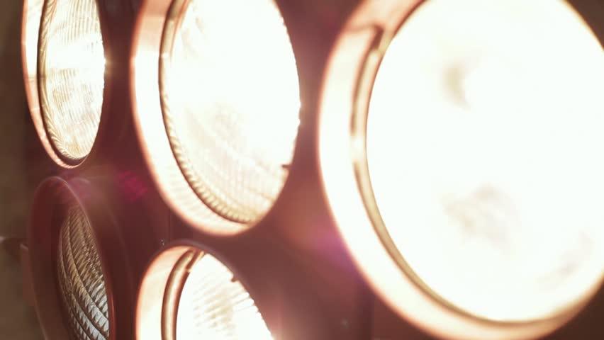 Sports - floodlights, close up #5548748