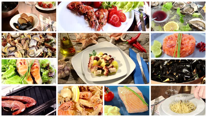 food and drink montage stock footage video 4811519 shutterstock