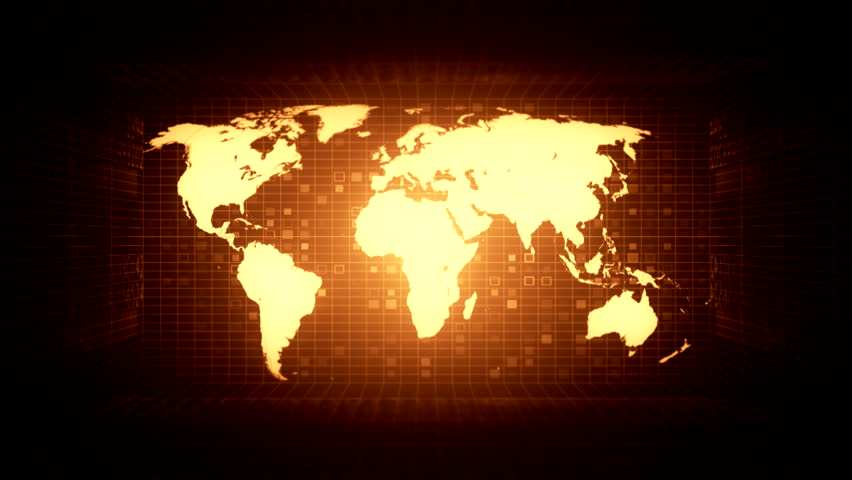 Zoom on china territory with location point on world map stock maps background hd stock video clip gumiabroncs Choice Image