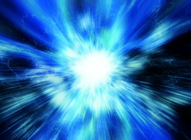 PAL - A Supernova bursts light (Loop). #5595116