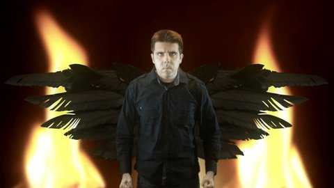 Fallen angel, lucifer or satan