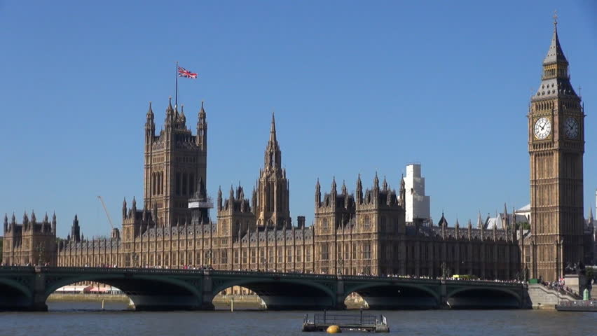 Big Ben, Parliament, London Bridge