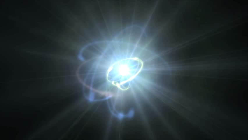 Atom abstract | Shutterstock HD Video #5701166