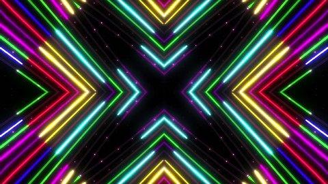 kaleidoscope Neon Tube.