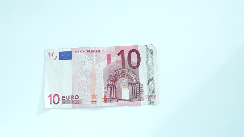 Currency exchange: dollar to euro.