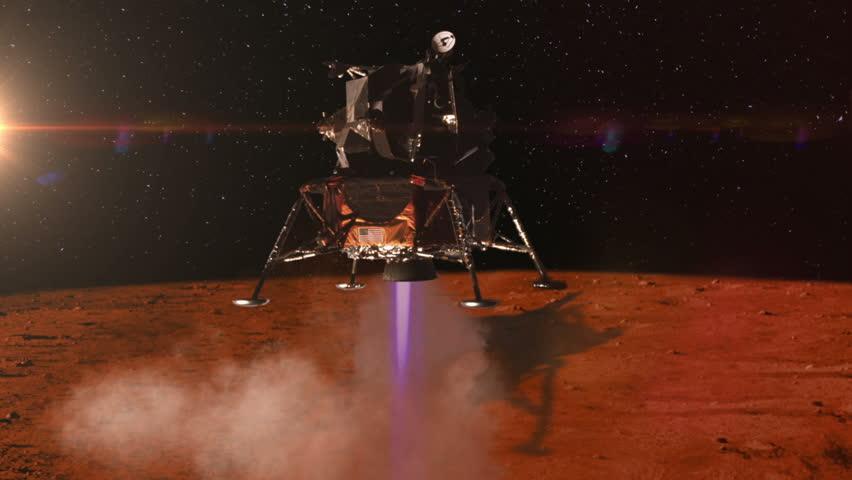 mars insight landing animation - photo #22