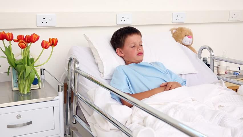 Image result for hospital boy