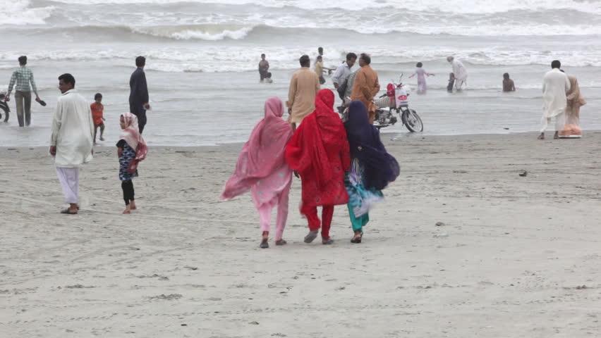 Karachi, Pakistan - July 28, Stock Footage Video (100% Royalty-free)  6014276 | Shutterstock