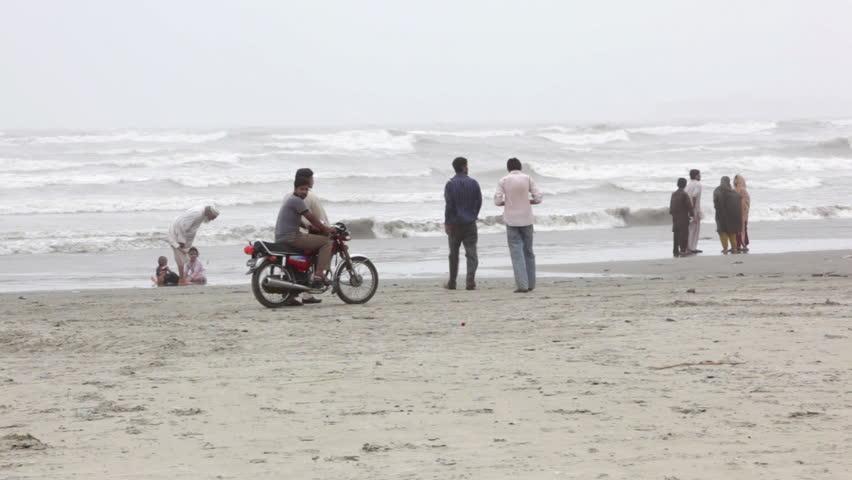 Karachi, Pakistan - July 28, Stock Footage Video (100% Royalty-free)  6014306 | Shutterstock