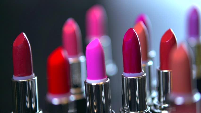 Technology Management Image: Lipstick. Fashion Colorful Lipsticks. Professional Makeup