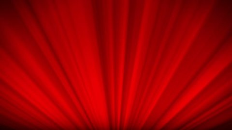 Footlights Red Abstract Background Loop 1