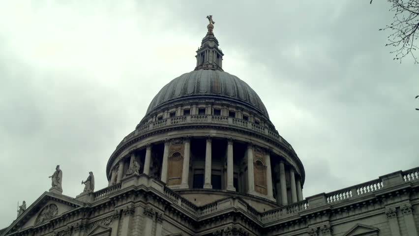 St Paul's Cathedral in the City of London was the tallest building in London from its construction in 1710 to 1962.