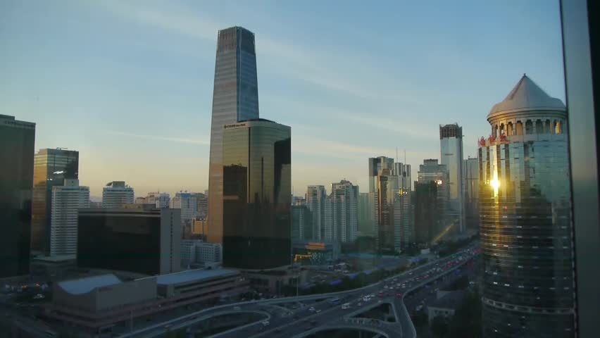 Modern Architecture Videos from building window to view modern architecture in beijing,sun