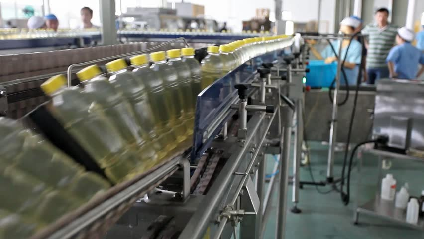 Drinks production plant in China | Shutterstock HD Video #6205346