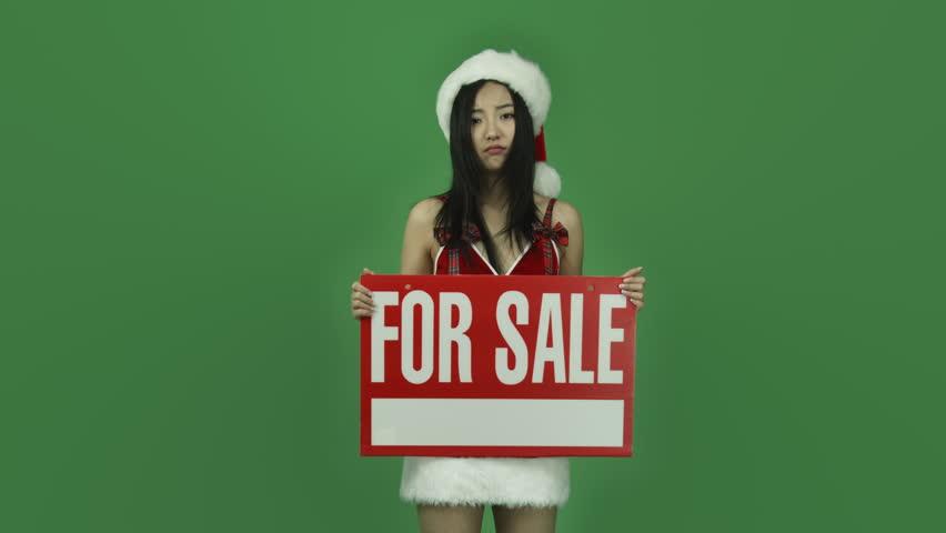 Asian girl for sale