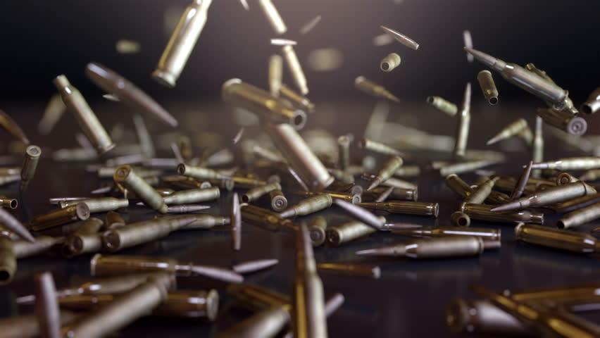 Bullets Stock Footage Video | Shutterstock