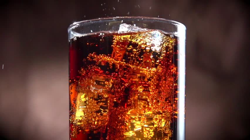 Cola With Ice Pouring Cola Stock Footage Video 100 Royalty Free 6306026 Shutterstock