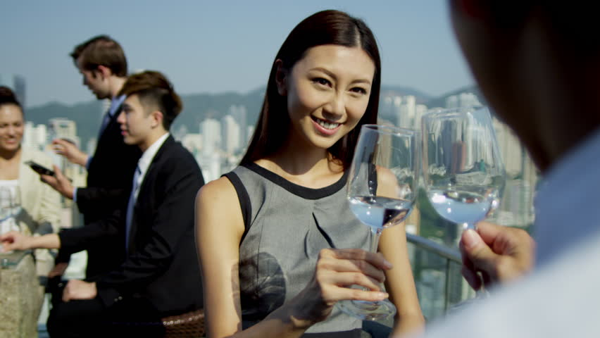 Image result for business partners drinking