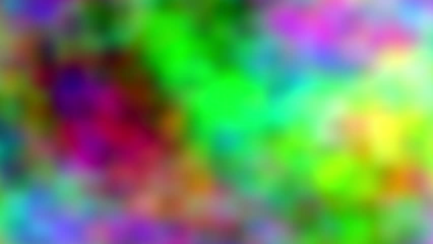 Psychedelic Colors Stock Footage Video 100 Royalty Free