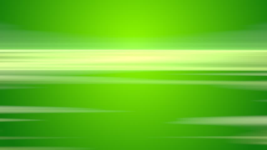 Green Waves Abstraction. Loop able. 4K UHD