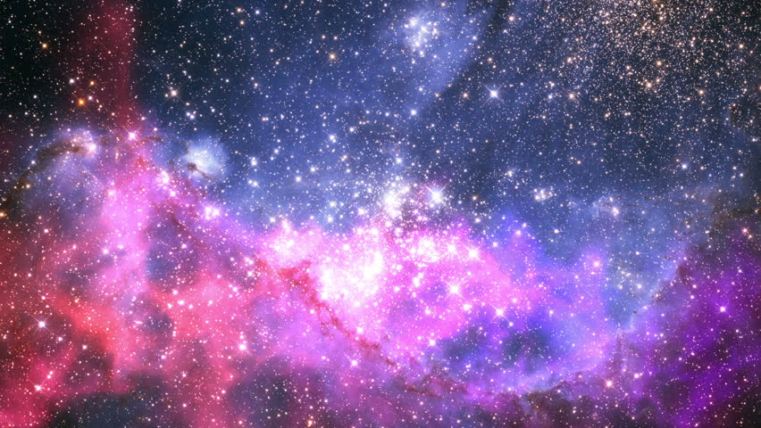 Space galaxy background 4 stock footage video 100 for Immagini universo gratis