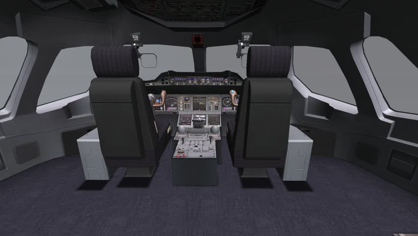 Aircraft Cockpit,high-tech Dashboard,pilots Operating Plane  Stock Footage  Video (100% Royalty-free) 6577496   Shutterstock
