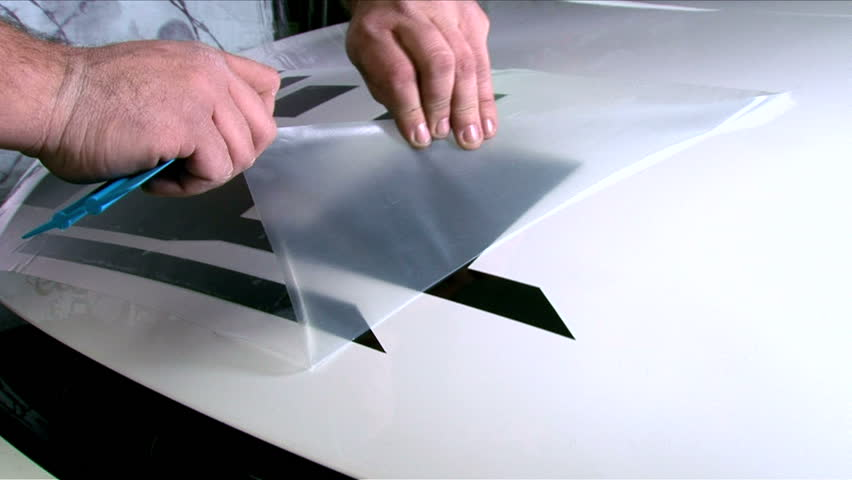 Custom Auto Graphics Tuning Process How To Customize Your Car - Installing vinyl decals