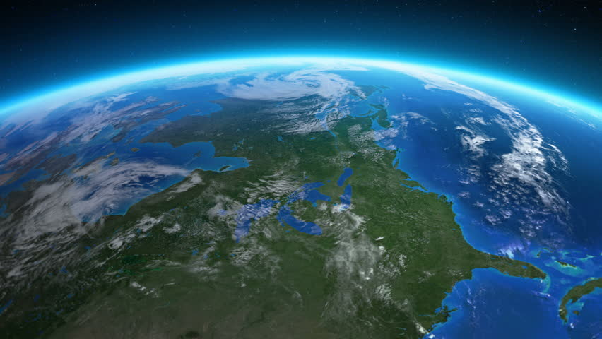 north america from space hd - photo #28