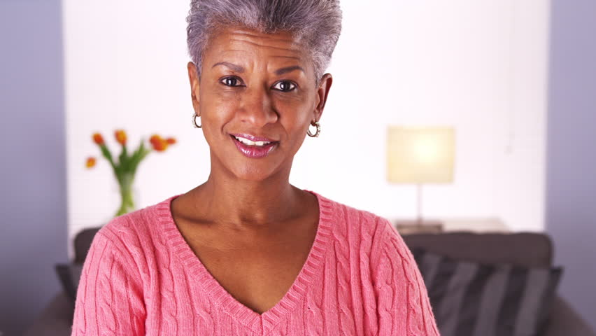 mature black video Woman who thought her vagina looked like a Big Mac burger has.