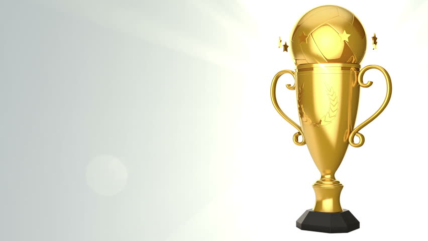 Rotation Golden Cup For Winners Stock Footage Video 100 Royalty Free 6627050