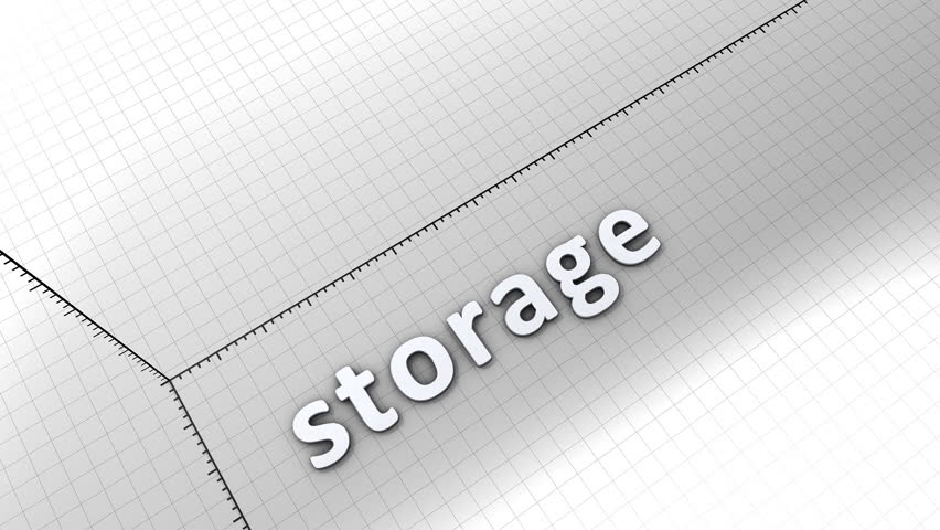 Growing chart graphic animation, Storage. | Shutterstock HD Video #6749326