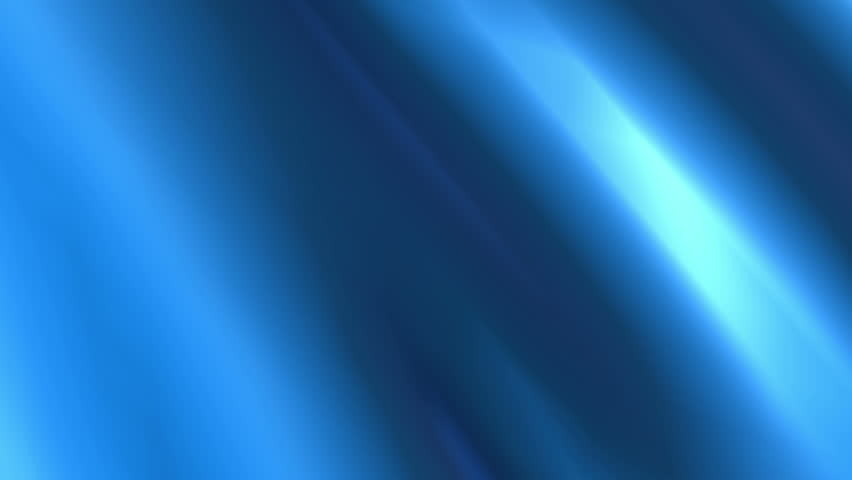 Background Animation Of Looping Shiny Royal Blue Cloth