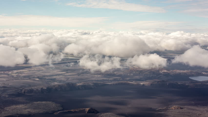 View from Hekla  Iceland 4k Stock Footage Video (100% Royalty-free) 6804526    Shutterstock