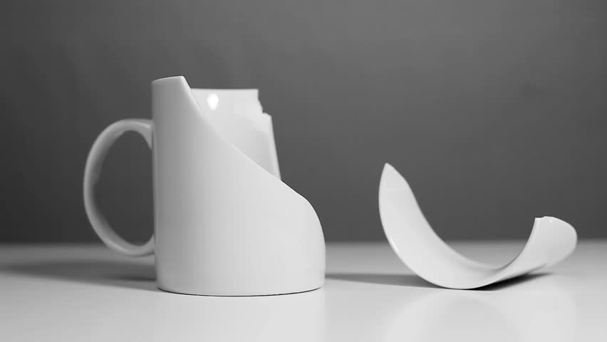 Image result for broken cup