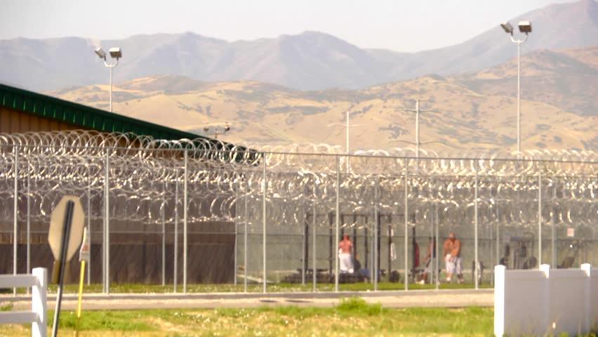 Header of prison
