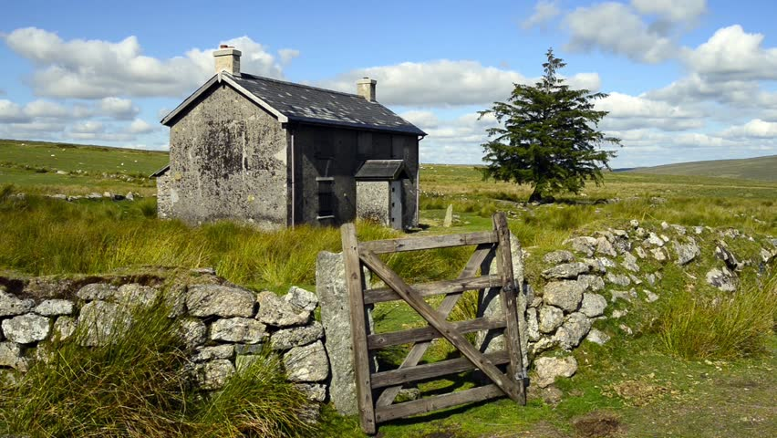 A Derelict and Abandoned Farmhouse Stock Footage Video (100% Royalty-free)  7141606 | Shutterstock