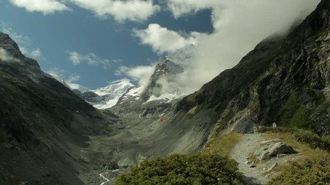 Zinal Valley, Switzerland