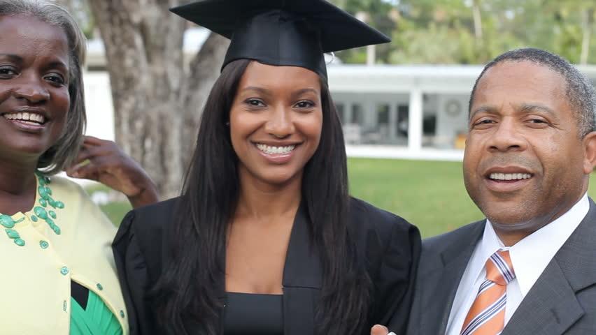 Taking Photograph At University Graduation Ceremony