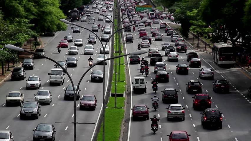 Brazil WC special: 344 km traffic jams, dengue, incomplete ... |Sao Paulo Brazil Traffic