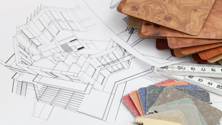 Architectural Drawing Materials color samples of architectural materials and architectural