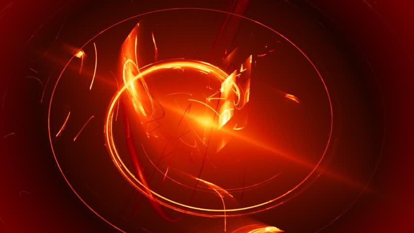 Red spiral motion background | Shutterstock HD Video #753001