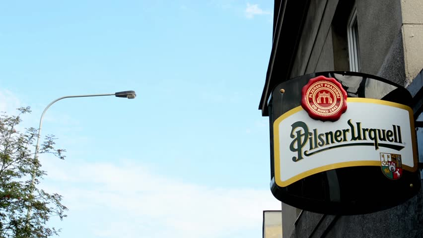 Header of pilsner