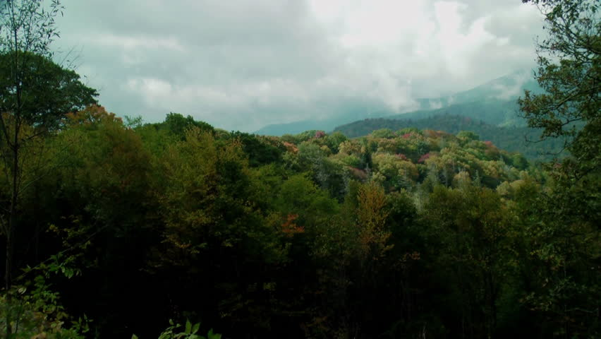 Header of Appalachian Mountains