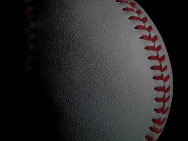 Baseball close-up seamless loop - NTSC   Shutterstock HD Video #771496