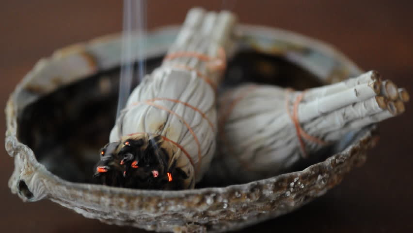 Sage Smudge Bundles, for clarifying the air in a dwelling