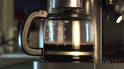 Coffee making timelapse. Find similar in our portfolio.