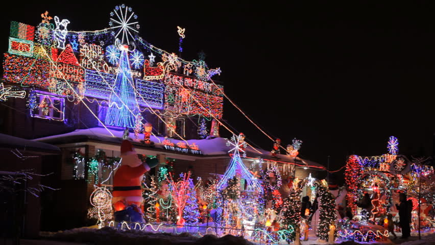 Christmas In Toronto Canada.Toronto December 26 Best Stock Footage Video 100 Royalty Free 8010256 Shutterstock