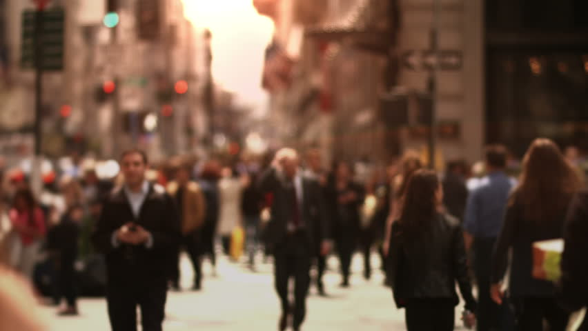 Hurry Up: Speed Is Key To Recruiting The Best Talent  |Person Walking City