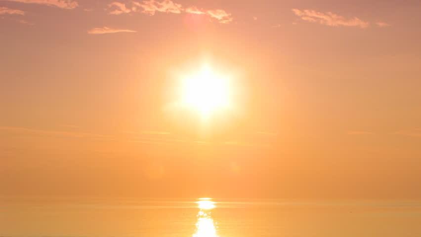 sunset at Sea #821212