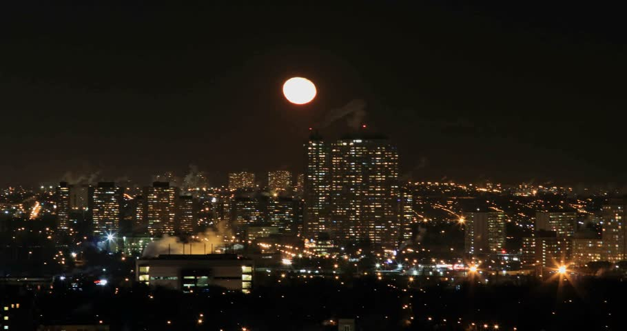 red moon los angeles - photo #2